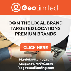 Geolimited
